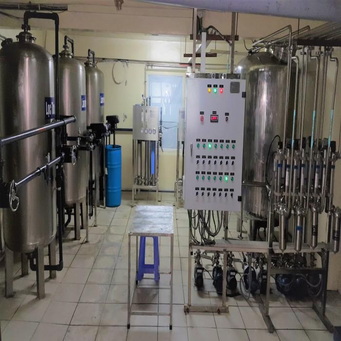 Hệ thống xử lý nước RO - Dược phẩm Nam Hà