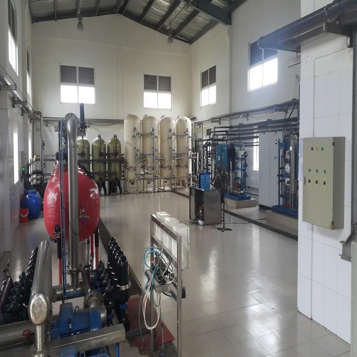 Hệ thống RO xử lý nước nấu bia - Nhà máy bia Sài Gòn  Phú Thọ